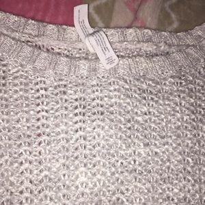 Super softtttt aéropostale Knit Sweater! Worn once